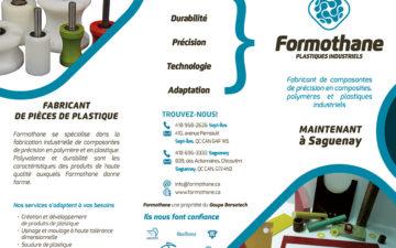 Dépliant Formothane Saguenay