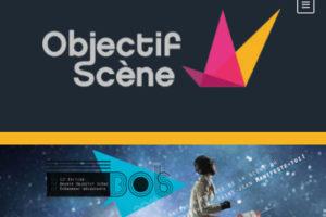 Site Objectif Scène 2018