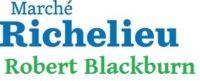 Logo avec ROBERT BLACKBURN 2