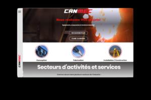 canmec site ecran