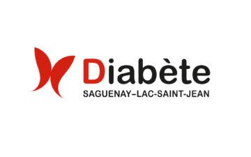 Logo conception Yodia - Diabète Saguenay-Lac-Saint-Jean